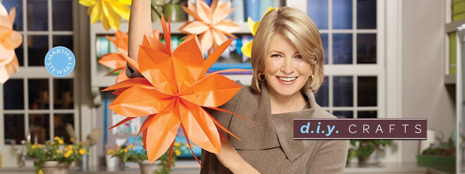 Martha Stewart videos Watch DIY Crafts online Free