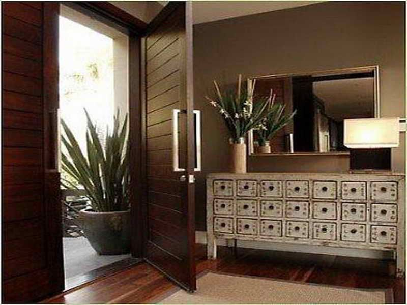 modern foyer furniture. small foyer decorating ideas | 18 photos of the modern design furniture