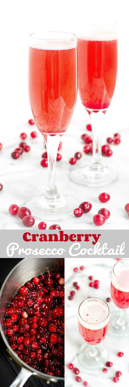 Cranberry Prosecco Cocktail Recipe Cookin Canuck Recipe Prosecco Cocktail Recipes Prosecco Cocktails Prosecco