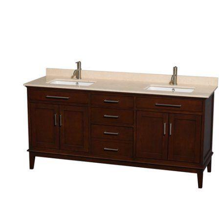 Home Improvement Marble Vanity Tops Double Sink Bathroom