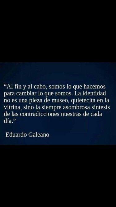 E. Galeano