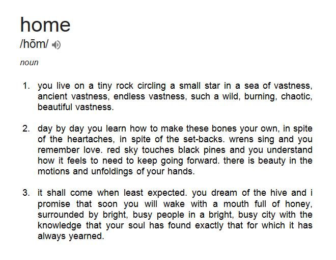 dictionary poem xxxvi by keaton st. james @pocketgalaxies hope you enjoy!