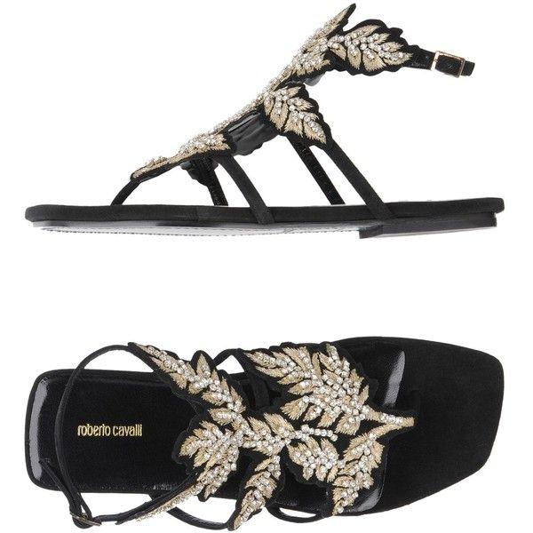 Chaussures - Sandales Entredoigt Cavalli Roberto WhISMJUR4R
