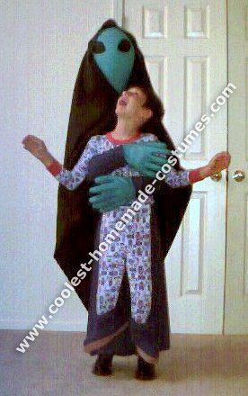 Coolest Homemade Monster and Alien Abduction Costume Ideas and - halloween homemade costume ideas