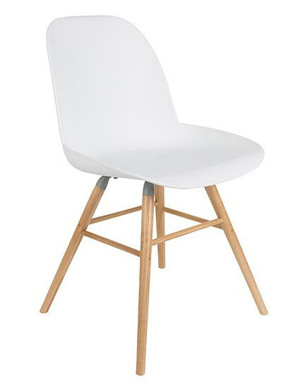 Entdecken Sie Den Stuhl Albert Mit Ergonomisch Geformter Sitzschale.  Besonders Bequem, Robust Im Dänischen