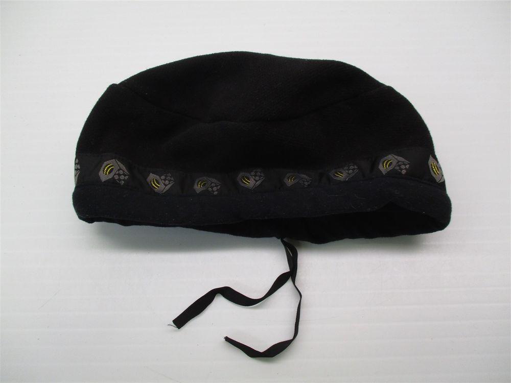 MOUNTAIN HARDWEAR Hat Men's One Size Wind Stopper Black