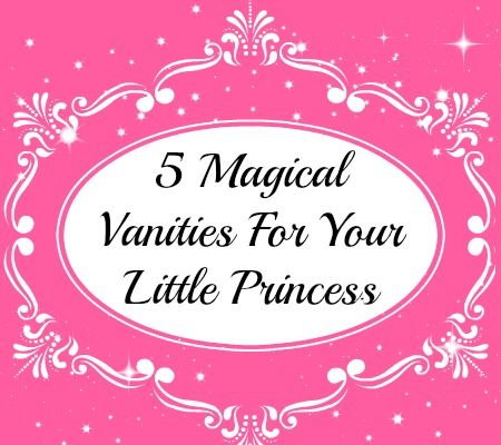 I love getting my niece presents, and nothing could be more perfect than finding the perfect Disney vanity for her!