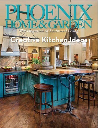 Phoenix Home Garden Magazine 1 Yr For 5 99 9 20 Phoenix
