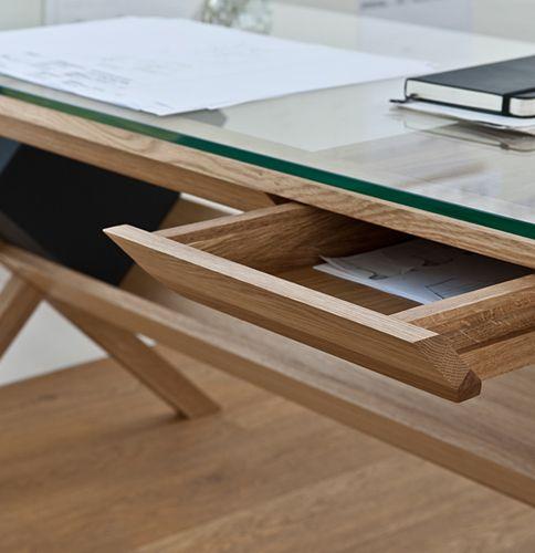 Covet Desk By Shin Azumi Office Desk Designs Desk Design