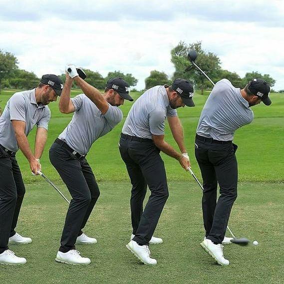 Charl Schwartzel Golf Swing Dtl At A Glance Lpga Pga