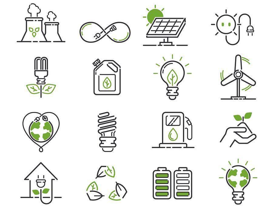 Manifestaciones De La Energia 8 Ejemplos Para Entenderlo Fuentes De Energia Formas De Energia Tipos De Energia