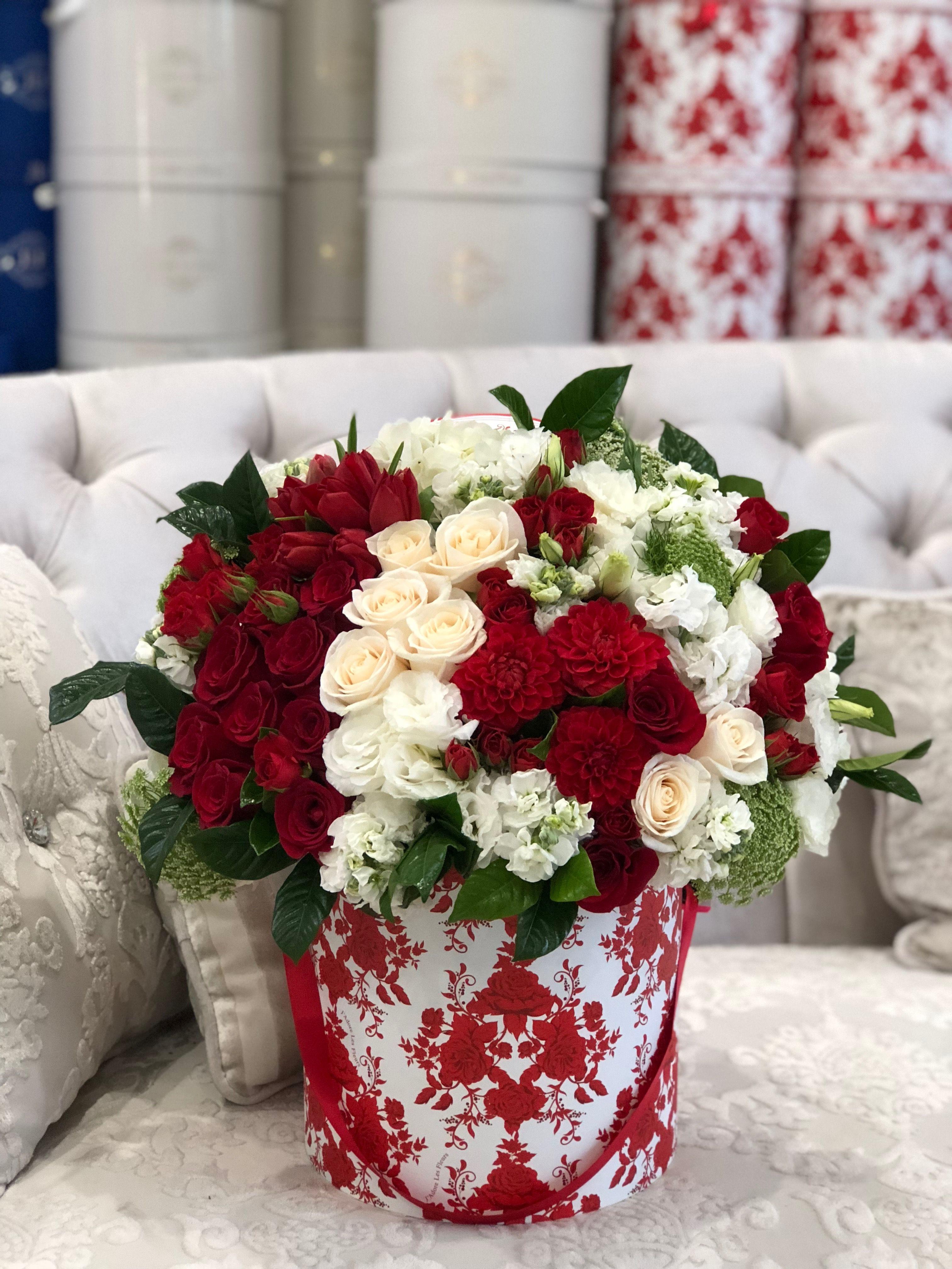 Celebrate Valentine's Day with this exquisite arrangement