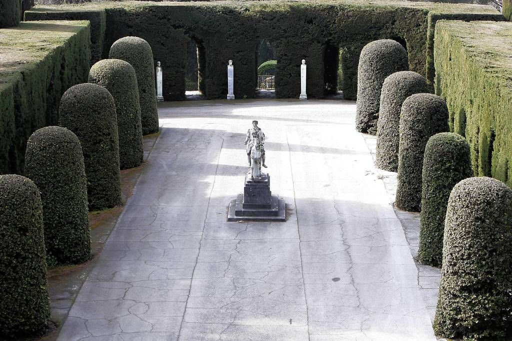 71b65b499d1c7ecd39477907b0463bb0 - Barberini Gardens Of The Pontifical Villas