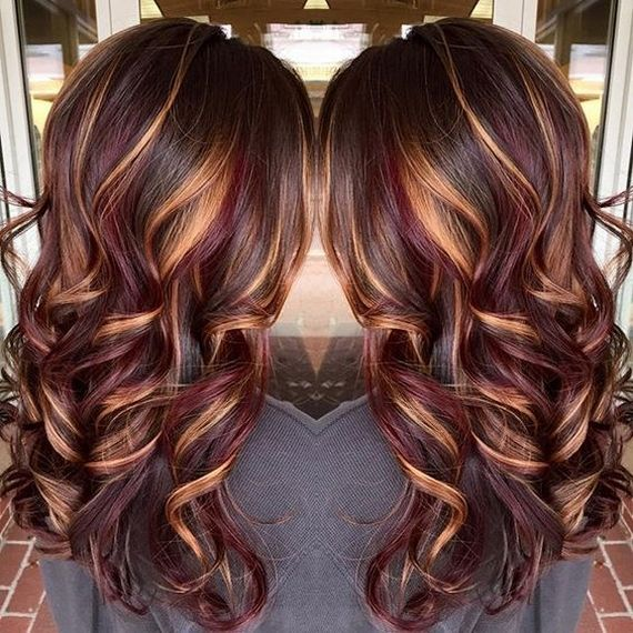 100 Best Ideas About Brown Hair Caramel Highlights Pinterest