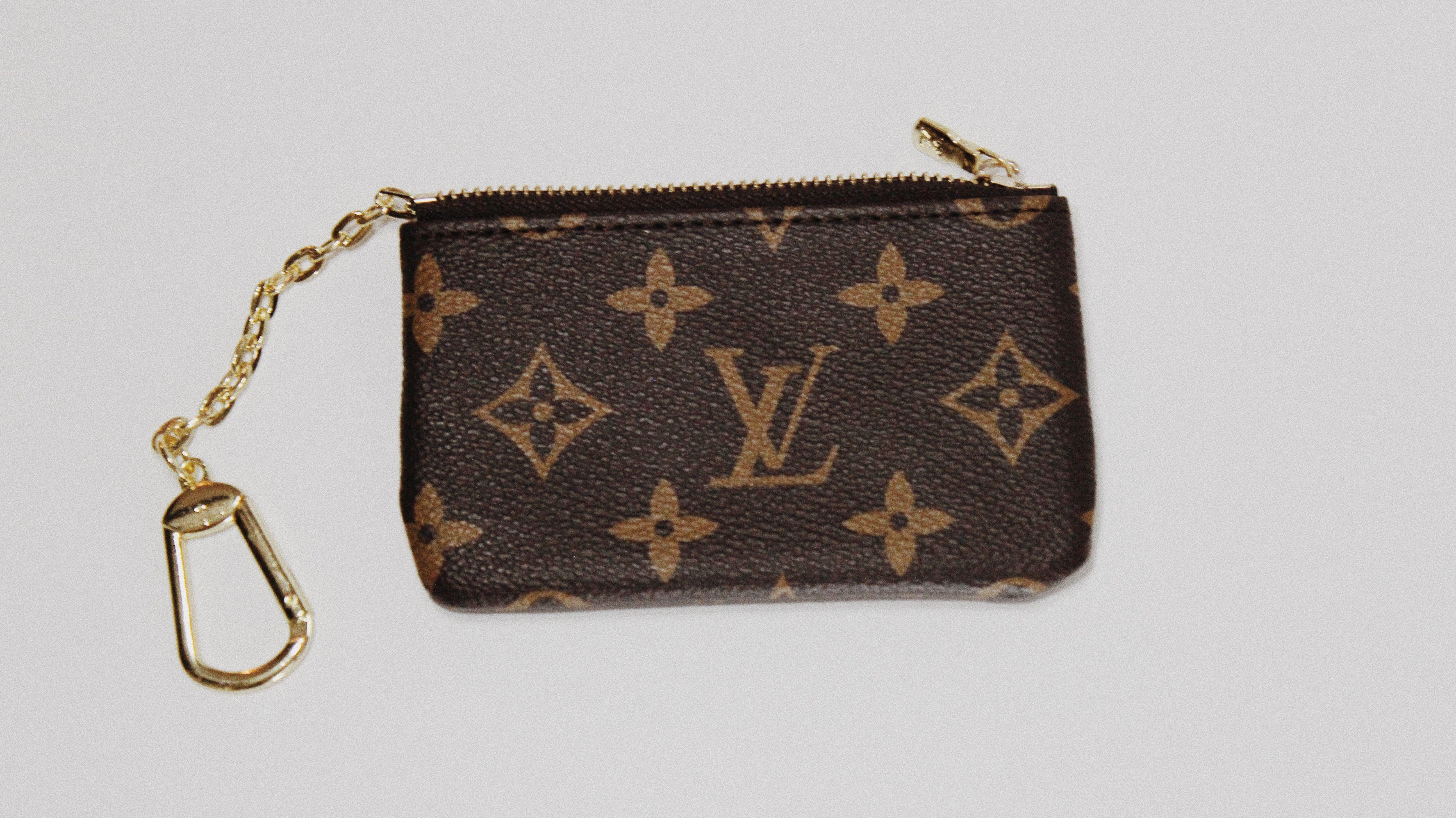 Designer Coin Purse Louis Vuitton