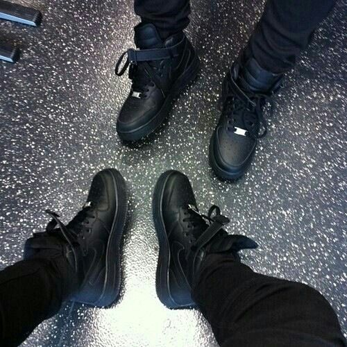 Nike Air Force One. highclass??&moneybag;$? on Stylevore