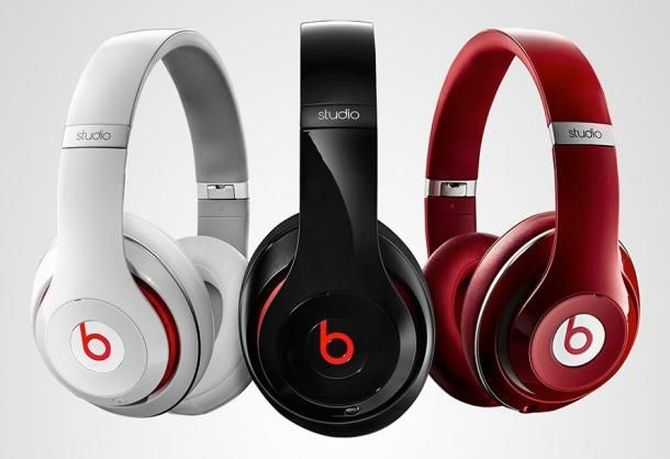 Beats by Dre Studio headphones: 'Lighter, stronger, and more comfortable' http://cnet.co/1c3LJIA