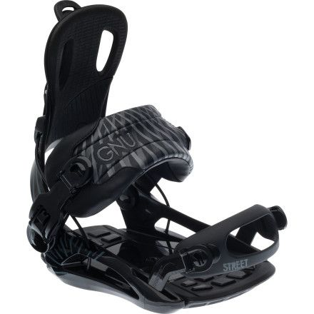 Gnu Street Snowboard Binding - Men\\\'s