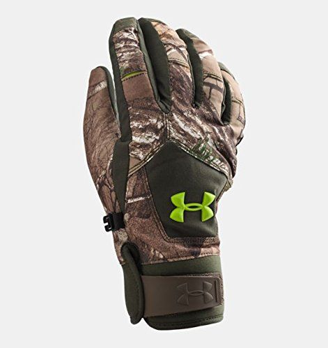 Under Armour Boys' Coldgear Infrared Scent Control Primer Glove Realtree AP - Xtra / Velocity Large. Armourstorm-100 Waterproof Breathable. ColdGear Infrared printed lining. UA Scent Control technology. 6 oz, PrimaLoft Insulation. Silicone plated palm for added grip.