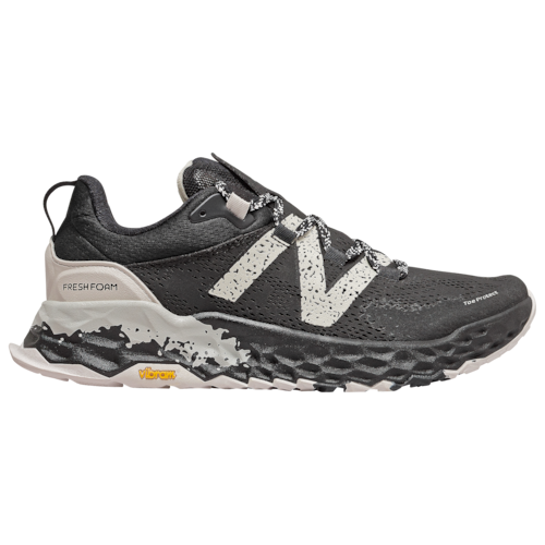 New Balance Fresh Foam Hierro V5 Active Trail Shoes Black Moonbeam In 2020 New Balance Fresh Foam Trail Running Shoes Shoes