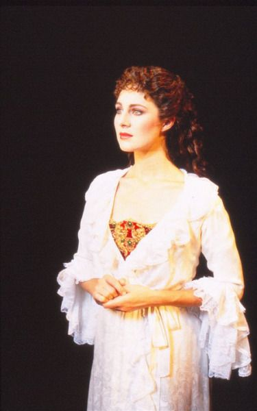 Susan Facer Poto Broadway Phantom Broadway Christine Daae Phantom