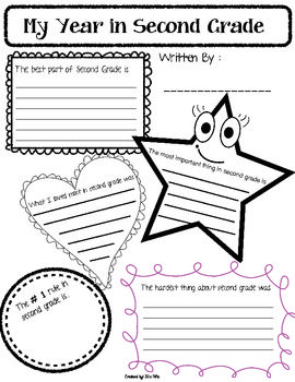 End of the year reflection worksheet free end of the school year end of the year reflection worksheet free ibookread ePUb