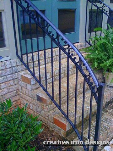 Best Creative Iron Designs Wrought Iron Porch Railings 400 x 300