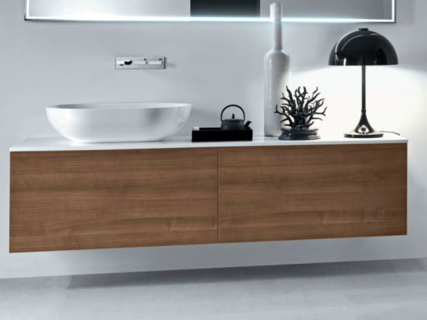 bathroom wall hung vanities nz - Google Search
