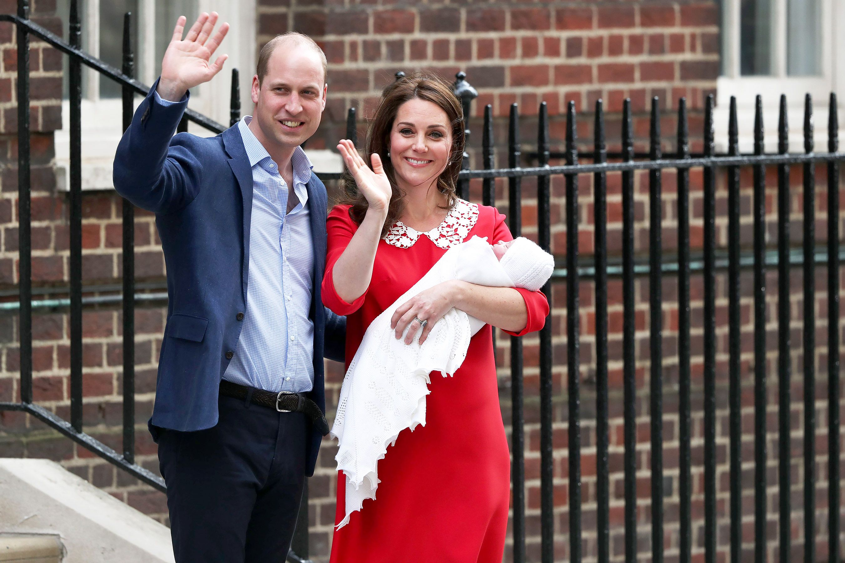Why Does Kate Middleton Leave the Hospital So Soon After Giving Birth?