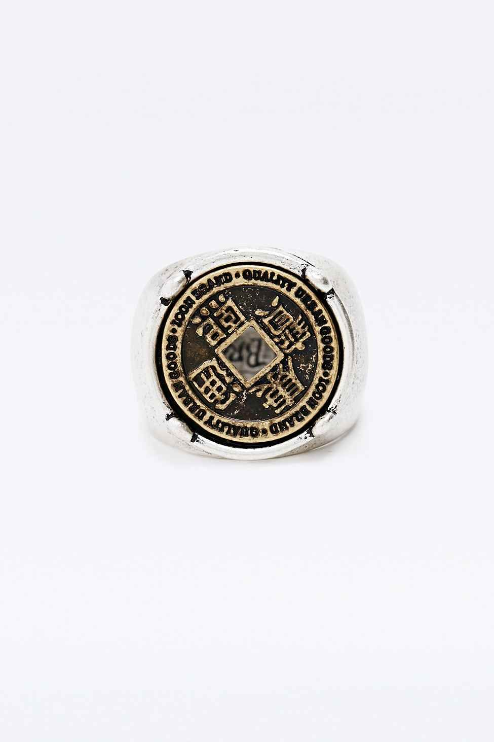 "Icon Brand – Ring ""Imperial Yen"""