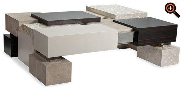 Designer Couchtisch – Möbel im Trend – moderne Wohnzimmertische mit ...