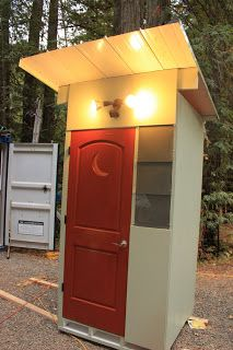 Compost Toilet Outhouse Composting Toilet Outhouse