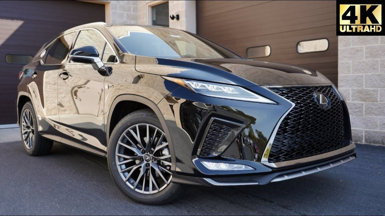 Lexus Rx 350 F Sport 2020 Review and Price di 2020
