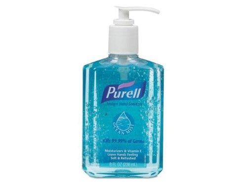Purell Instant Hand Sanitizer Ocean Mist 8 Fl Oz Multi
