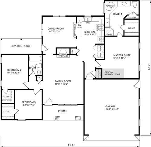 Photo Gallery House Plans Family House Plans Garage Plans Detached