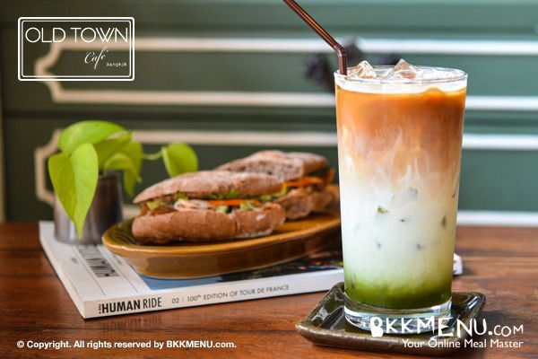 Old Town Cafe Bangkok - We Recommend - BKKMENU.com
