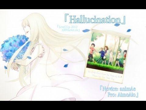 Hallucination Anime Mv Amv Youtube Assorted Amvs Meps