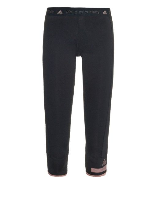 ADIDAS BY STELLA MCCARTNEY Performance Cropped Leggings. #adidasbystellamccartney #cloth #leggings