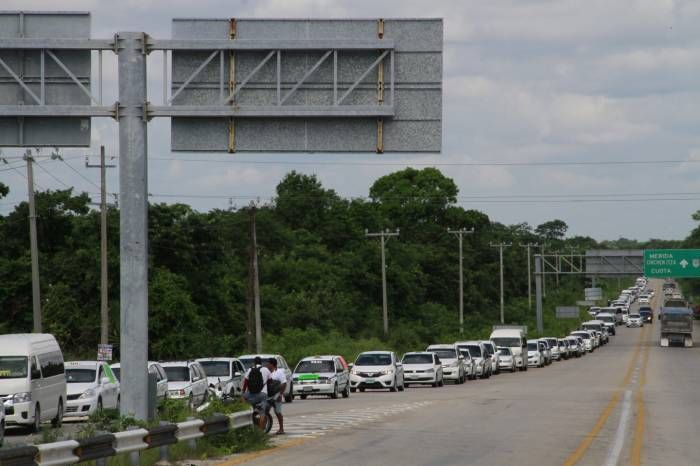 Taxistas planean protesta nacional contra Uber - Sipse.com