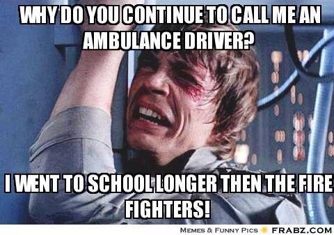 71b7702d1ad0ac0a79323fd530c2ac0f ambulance driver ems pinterest ambulance, ems humor and