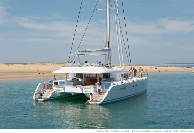 Lagoon 620 Naos Yachts Inc Catamaran Sailing Catamaran Sailing