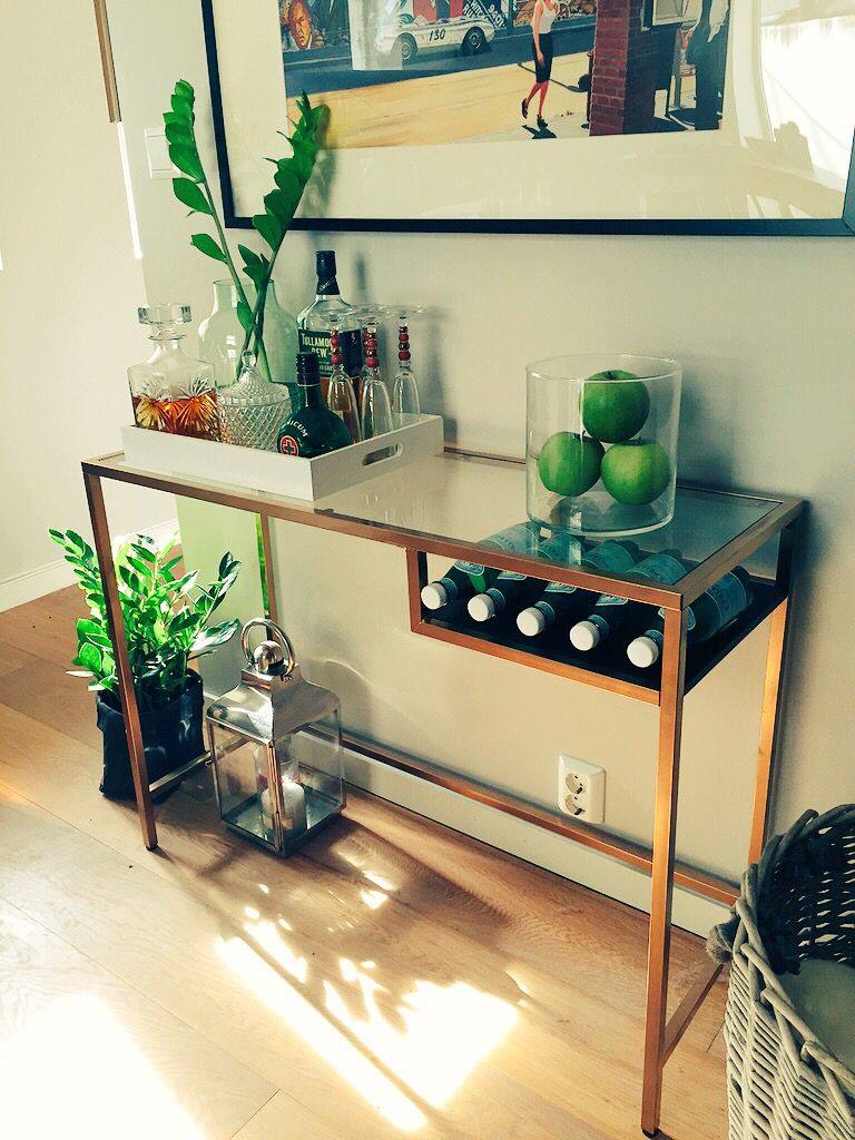 Proud To Present My Diy Ikea Hack Bar Table Very Pleased With The