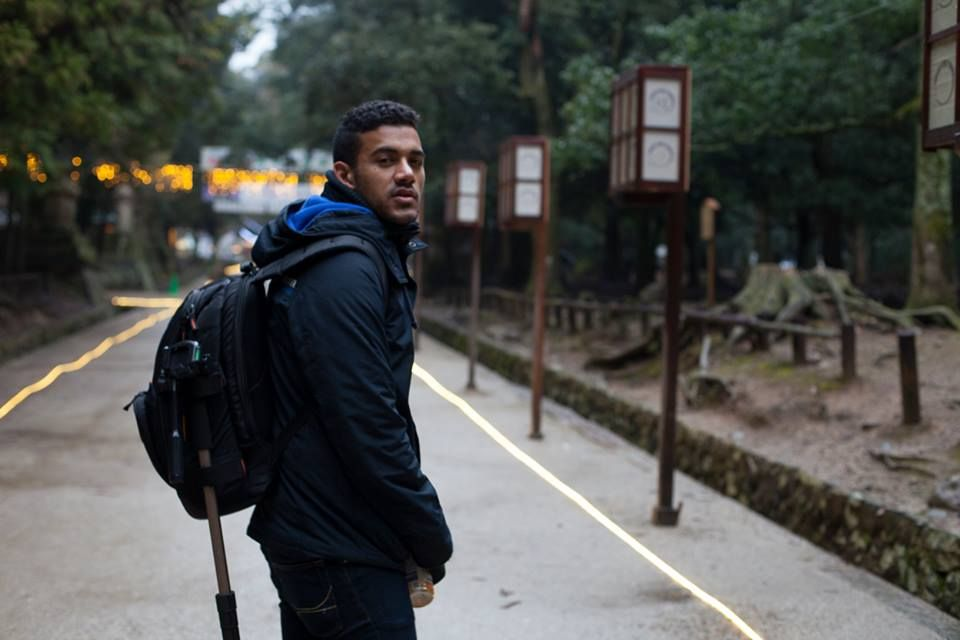 21-year-old Egyptian travels the world on nearly zero budget - Most people wait to retire to take an adventure around the globe, Abdullah El Shamy is not giving circumstances the chance to determine how he lives life.