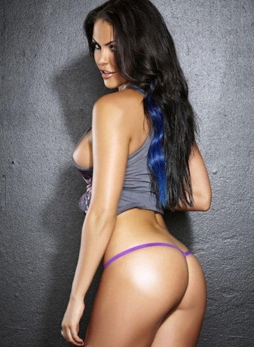 sexy girls wearing thong