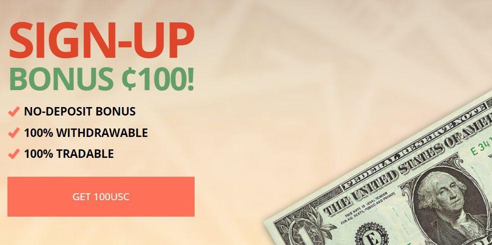 FreshForex ¢100 no deposit bonus Forex Brokers Portal