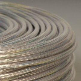 Cable Rond Transparent 3x0 75mm Gaine Pvc Cable Transparent