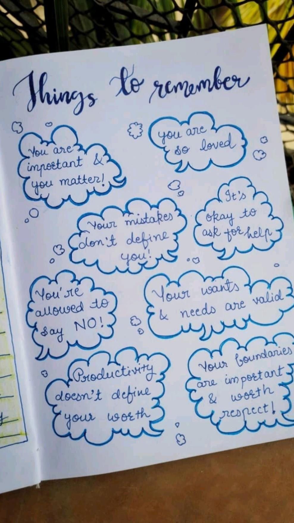 bullet journaling prompt