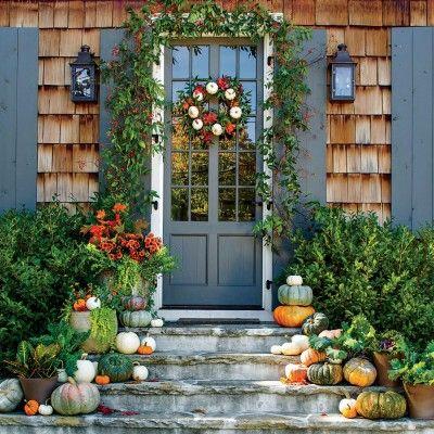 90 Fall Decorating Ideas For A Beautiful Autumn Season Fall