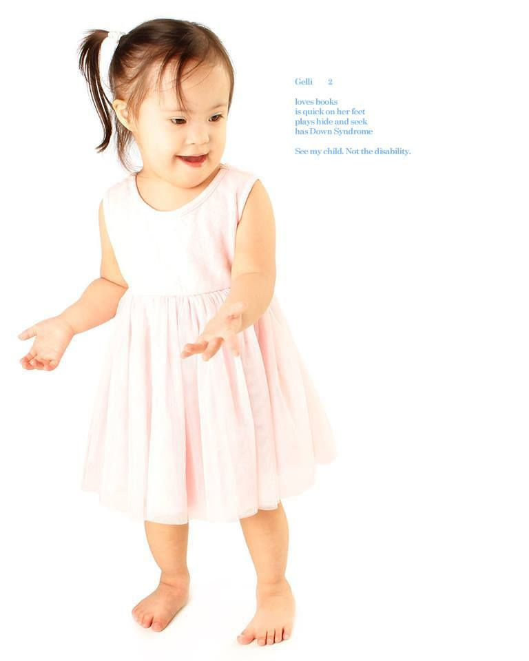 Seeing Child Not Disability >> See My Child Not The Disability Down Syndrome Awareness Downs