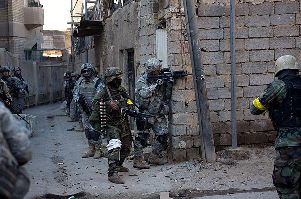 Essay on iraq war